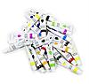 Набор для детского творчества и рисования 145 предметов. Юный художник. В алюминиевом чемодане. Единорог., фото 3