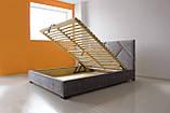 Кровать Клио в мягкой обивке, фото 5