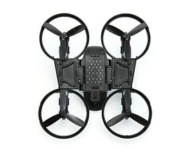 Квадрокоптер-трансформер дрон-мотоцикл на радіокеруванні 2 в 1 з пультом управління дрон з камерою, фото 3