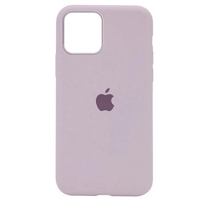 Чехол Silicone Case Full для iPhone 12 Pro Max ( 7) lavander, фото 2