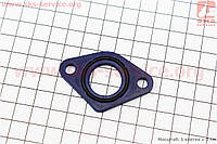 Прокладка патрубка карбюратора Honda DIO AF18/27 (пластмасс) d-18mm + манжет (347714)