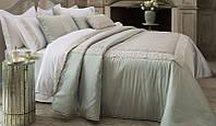 Покрывало на спальную кровать для дивана Pepper Home Oliver 270х260см с наволочками и декоративными подушками,