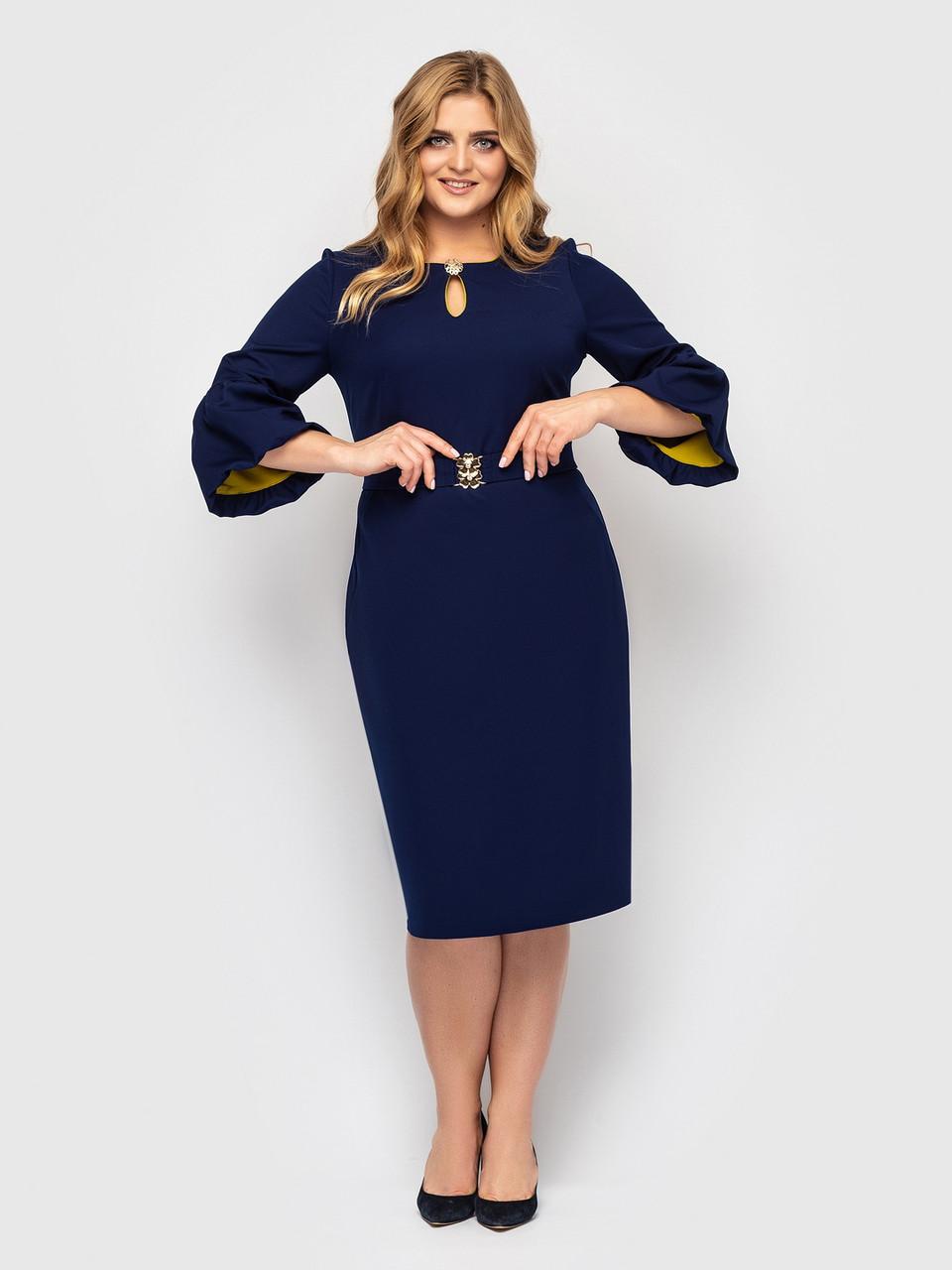 Стильне плаття великого розміру