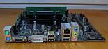 Материнская плата ASRock D1800M + Встроенный процессор Intel Dual-Core J1800  + ОЗУ 4Gb DDR3, фото 4
