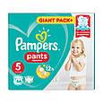 Підгузки-трусики Pampers Pants 5 (12-17кг), 66шт, фото 2