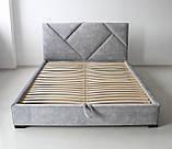 Кровать Сити в мягкой обивке, фото 4