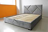 Кровать Сити в мягкой обивке, фото 6