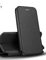 Чехол книжка для Samsung A40 (Black)