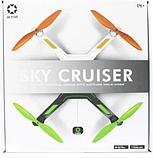 Квадрокоптер Дрон Sky Cruiser X7TW, фото 3