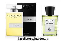 CAPRI Eau de Parfum 100мл (аналог Acqua di Parma Colonia)