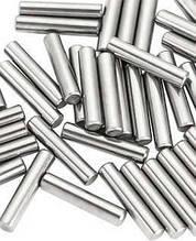 Штифт конусний DIN 1 сталевий