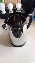 Электрочайник металлический термос Scarlett Zy-180c3 1850Вт, надежный электрический чайник из нержавейки, 2 L