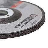 Круг зачистной по металлу Ø125×6×22.2мм, 12200об/мин SIGMA (1931311), фото 3