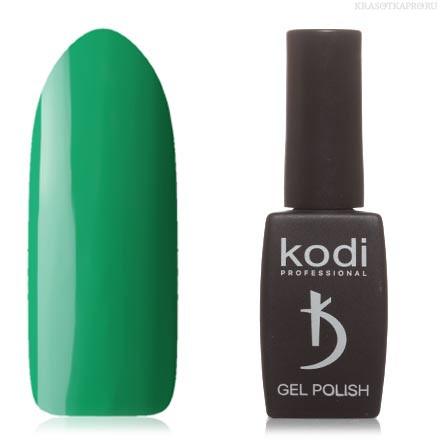 Гель лак Kodi  №60GY, ярко-зеленый