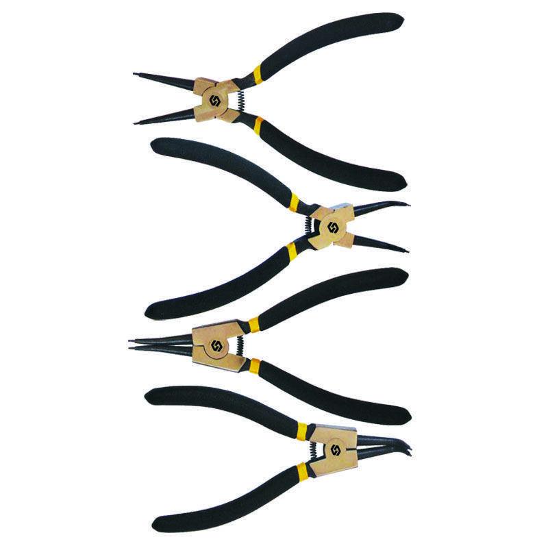 Набор съемников стопорных колец 4шт 180мм SIGMA (4350001)