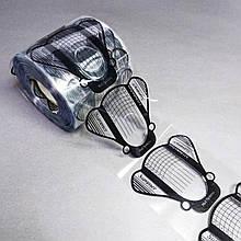 Формы для ногтей Мухи силиконовые, 500 шт