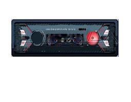 Автомагнитола 4 дюйма с еврофишкой MP3-4044