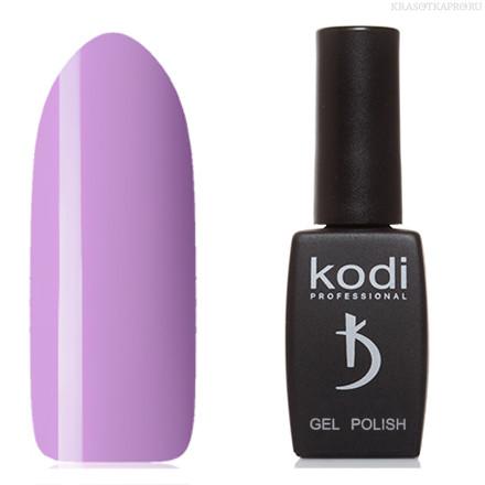 Гель лак Kodi  №70LC, сиренево-лиловый