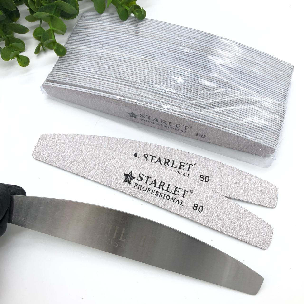 Основа металлическая + сменные файлы Starlet