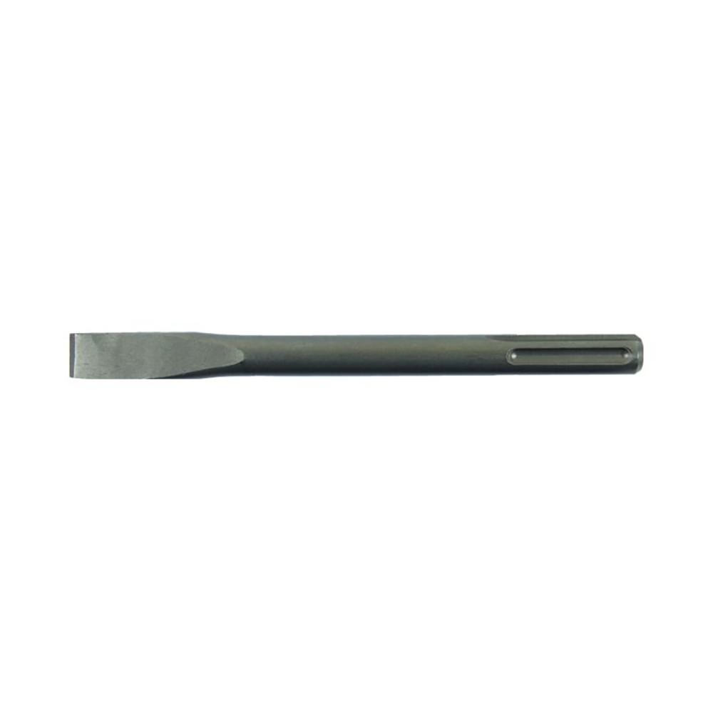 Зубило плоское с напайкой с SDS-max хвостовиком 18×250×40мм SIGMA (1800551)