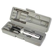 Отвертка ударно-поворотная с битами 8шт CRV (пластик кейс) SIGMA (4004011)