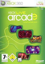 Игра для игровой консоли Xbox 360, Arcade (Лицензия, БУ)