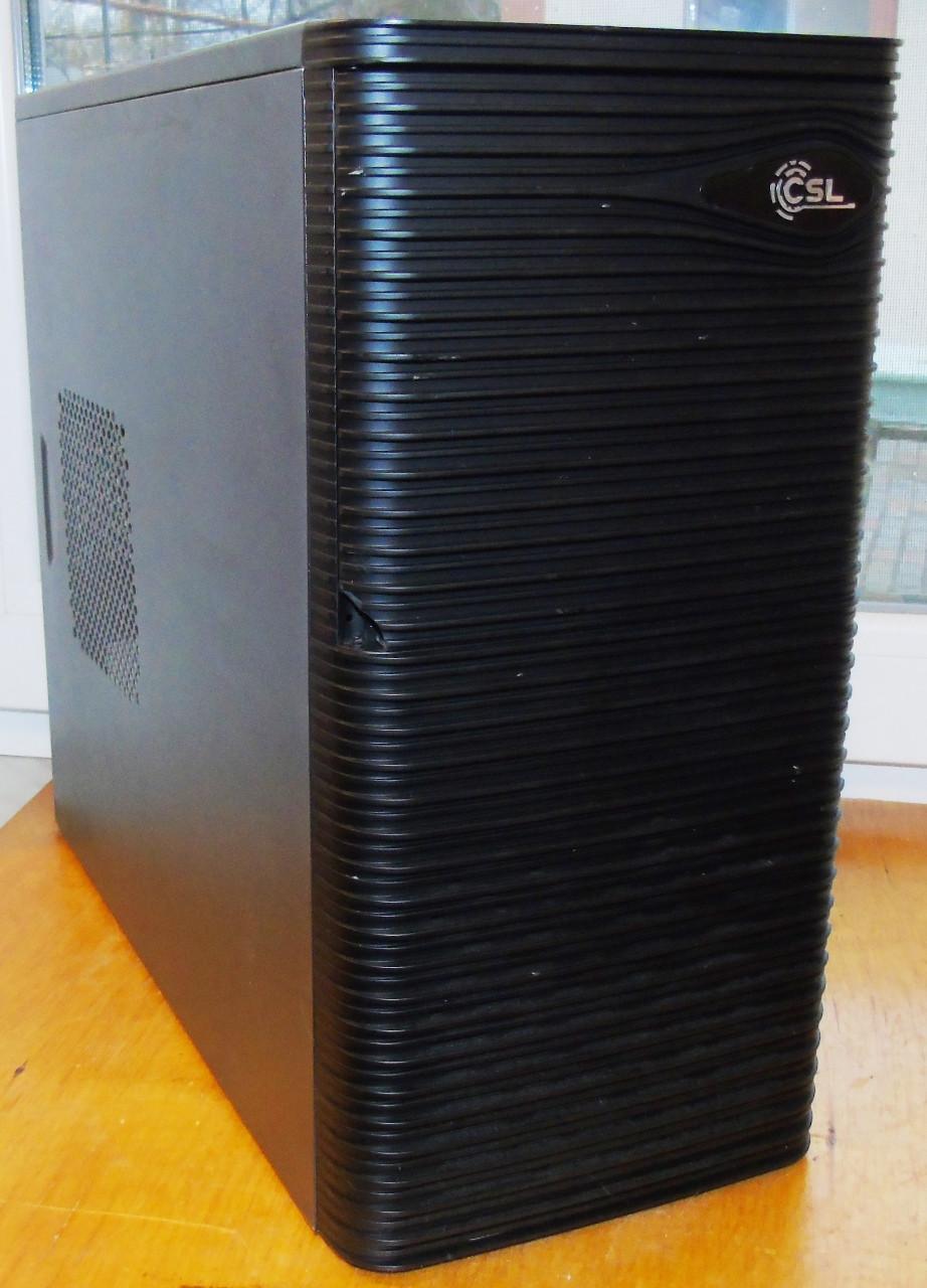 Case#231 Компьютерный корпус CSL @