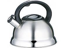 Чайник газовый со свистком из нержавеющей стали 3 л A-Plus AP-1334-WK