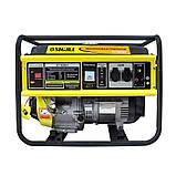 Генератор бензиновий 3.2/3.5 кВт 4-х тактний, ручний запуск SIGMA (5710261), фото 2