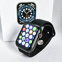 Новинка 2021 года, Смарт часы HiWatch 16 с функцией пульсоксиметра - (Черные)