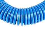 Шланг спиральный полиуретановый (PU) 10м 5.5×8мм SIGMA (7012021), фото 2