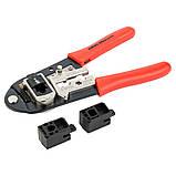 Щипці для монтажу телефонного кабелю ULTRA (4372012), фото 4