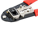 Щипці для монтажу телефонного кабелю ULTRA (4372012), фото 5