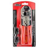 Щипці для монтажу телефонного кабелю ULTRA (4372012), фото 7