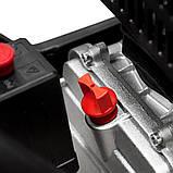 Компресор одноциліндровий 1.8 кВт 230л/хв 8бар 24л (2 крана) SIGMA (7043131), фото 8