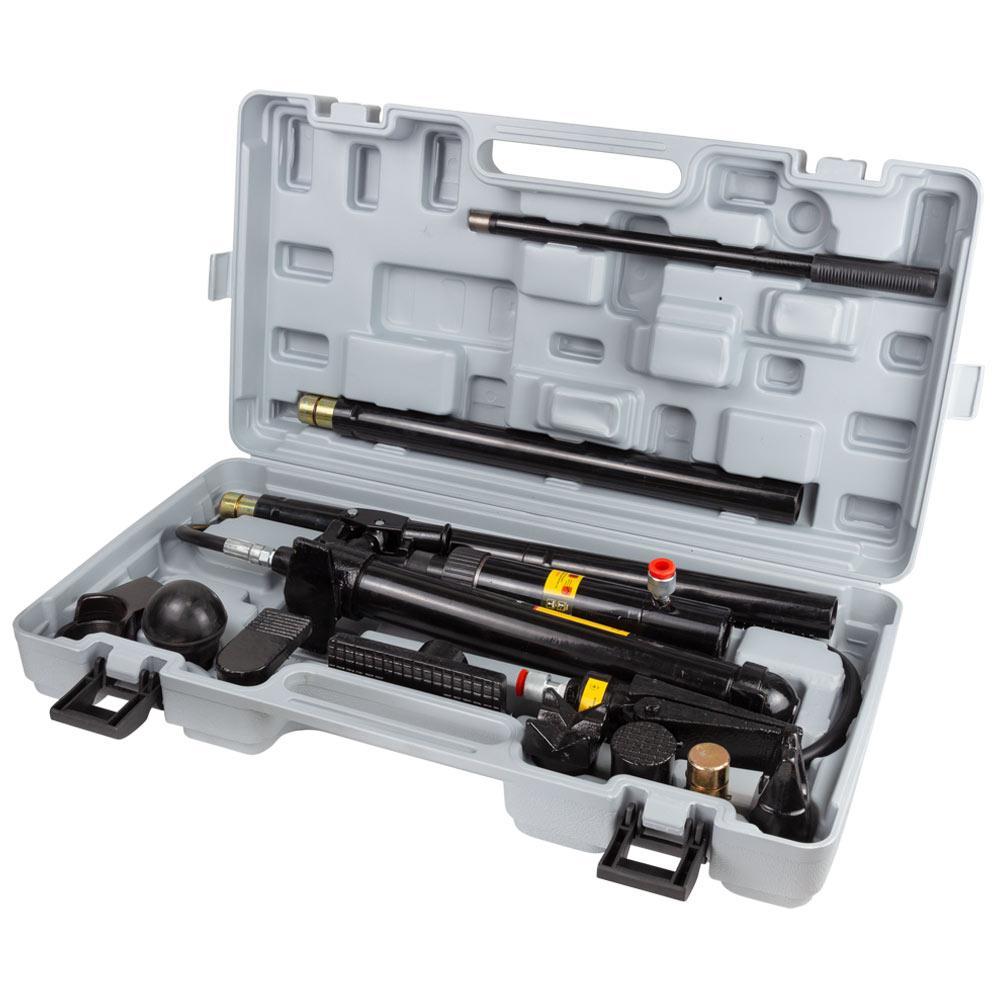 Набор гидрооборудования для рихтовки 10т Standard (кейс) SIGMA (6204261)
