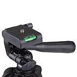 """Штатив для лазерного нівеліра 270-650мм різьблення 1/4"""" SIGMA (3727351), фото 3"""