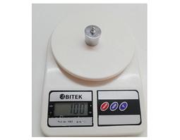 Весы бытовые Bitek 10кг YZ-1905-SF-400 с круглой платформой и набором дополнительных функций
