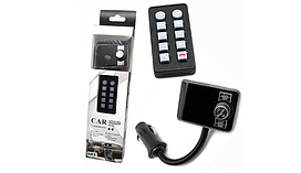 FM модулятор автомобильный 583-BT USB с USB интерфейсом и поддержкой MP3