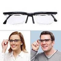 Увеличительные очки с Регулировкой линз от -6 D до +3 D . Лупа Dial Vision рукоделие , Вышивка ,Чтение, фото 1