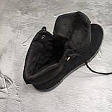 Мужские зимние ботинки Puma OS169 черные, фото 2