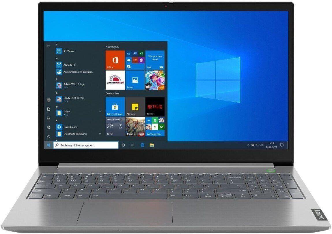 "Lenovo ThinkBook 15-IIL Core™ i7-1065G7 1.3GHz 512GB SSD 16GB 15.6"" (1920x1080)"