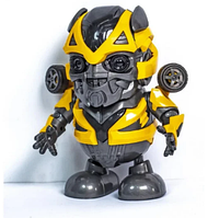 Интерактивная игрушка DANCING ROBOT ЖЕЛТЫЙ, фото 1