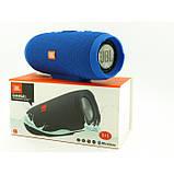 Портативная bluetooth колонка спикер JBL Charge 3 Синий, фото 9