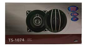 Автомобильная коаксиальная акустика Pioneer TS-1074 Круглые автомобильные динамики.