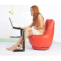 Стол для ноутбука LAPTOP TALBLE T8, фото 1
