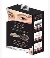 Штамп пудра Eyebrow Beauty Stamp, фото 1