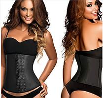 Утягивающий женский корсет для похудения Sculpting Clothes Slimming Body черный L