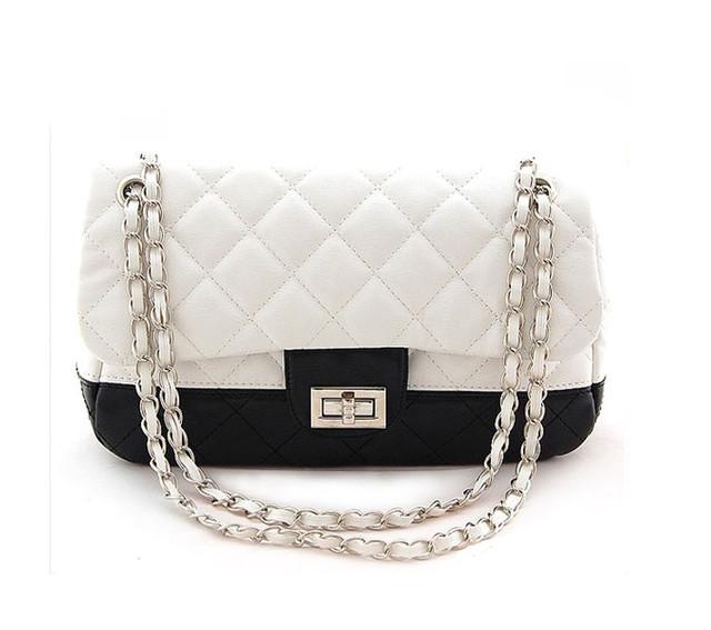 Женская сумочка Positive Black вид спереди.
