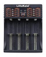Автоматическое зарядное устройство для аккумуляторов Liitokala Lii-402 18650 АА/ААА